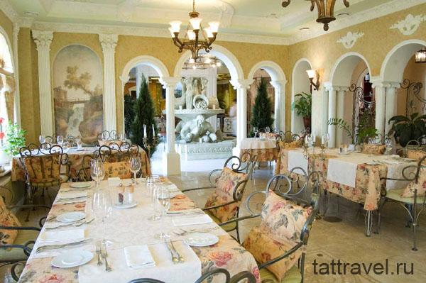 ресторан итальянской кухни